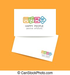 happy people positive emotions