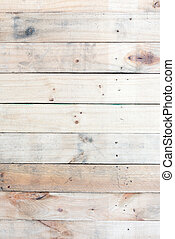 Grunge brown wood  wall background with knots and nail holes