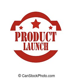 Product Launch-stamp