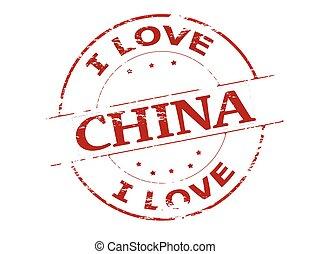 I love China