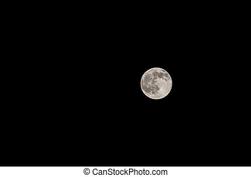 Full Moon Phase of Moon - Full moon is the lunar phase...