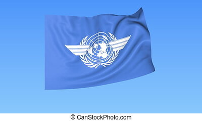 UN International Civil Aviation Organization ICAO flapping...