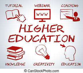 Higher education Illustrations and Stock Art. 18,766 ...