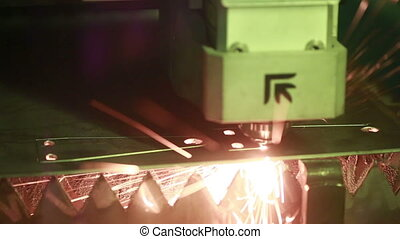 laser welding plasma metal cutting - laser welding apparatus...