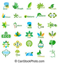 Ecological and Environmental icons