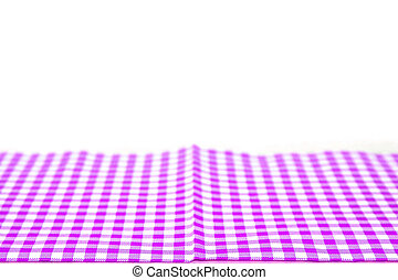 tablecloth for food serving background
