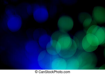 Colorful Bokeh Light Effect - Bright colorful bokeh lights...