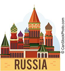 Russia country banner