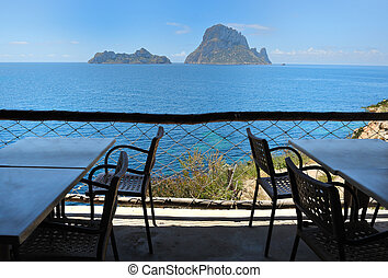 Es Vedra Cala d\'Hort, Ibiza Spain - The islands and...