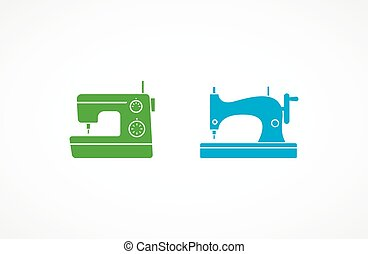 Sewing Machine Icons