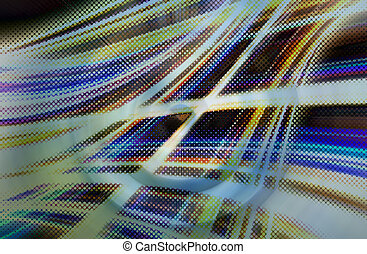 Blue background - abstract blue background with motion blur...
