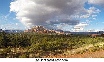 Se-dona Arizona Mountain