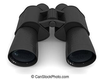 Binoculars 3d