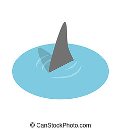 Clip Art of The CN Tower, Toronto icon in isometric 3d style - The ...