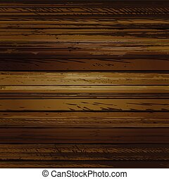 Traced brown wood grain abstract baclkground vector...