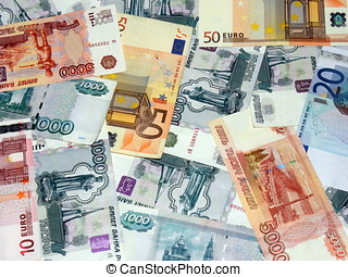 Money of different countries - Monetary background of...