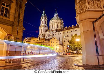 St Nicholas Church Mala Strana - Prague St Nicholas Church...