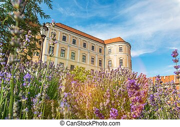Mikulov Castle South Moravia - Mikulov Castle in South...