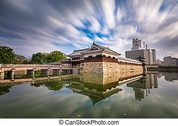 Hiroshima, Japan Castle