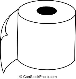 toilet paper draw - Creative design of toilet paper draw