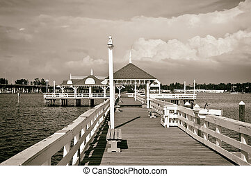 Bradenton Beach Historic Pier