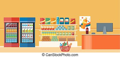 Supermarkets and Grocery Stores - Supermarkets and grocery...