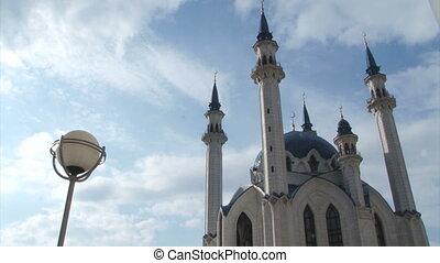 Kazan Kremlin - Mosque in Kazan Kremlin