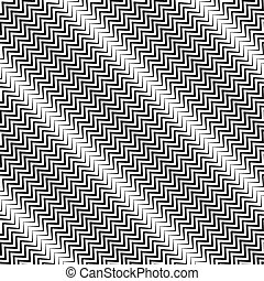Wavy diagonal parallel lines seamless, repeatable monochrome...