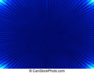 Blue teleport blast illustration background hd