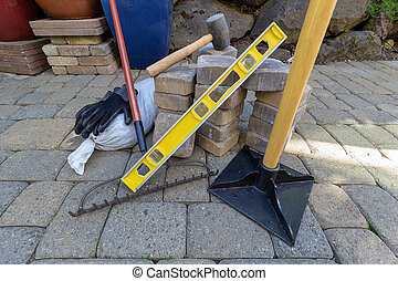 Stone Pavers and Tools for Landscaping - Stone Pavers for...