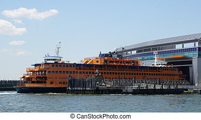 Governors Island Ferry in NYC - Governors Island Ferry in...