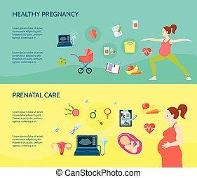 Pregnancy Compositions Set