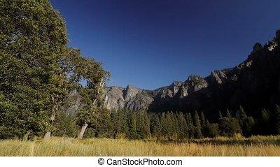 Kathedrale, steinen, Yosemite, Nationalpark, vereint,...