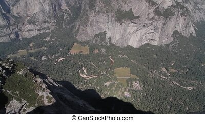 Yosemite Valley, Yosemite Nationalpark, United States - Flat...
