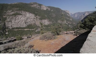Yosemite Nationalpark, United States - Flat and ungraded...
