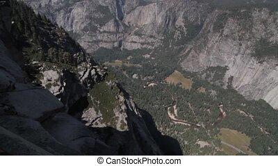 Yosemite, Dorf, Yosemite, Nationalpark, vereint, Staaten