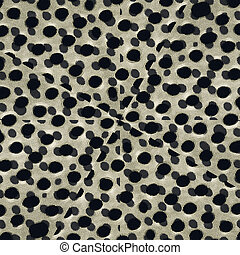 Metallic Modern Camouflage Pattern - Digital photo...