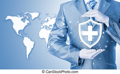 Health protection and insurance Medical healthcare Business...