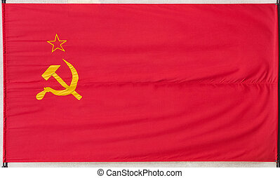 Flag of the Soviet Union - National flag of the Soviet Union...