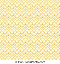 Traditional Japanese Wave Pattern Background