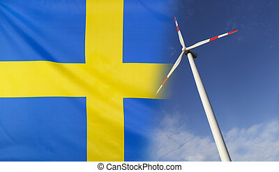 Concept Clean Energy in Sweden - Concept clean energy with...