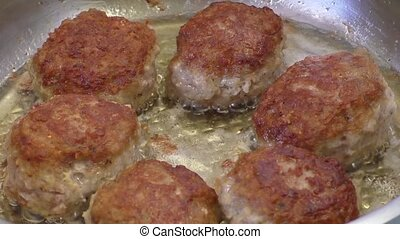Patties of minced meat