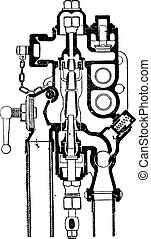 Friedman injector automatic reboot, T. latter type series,...