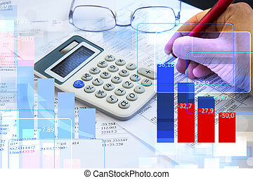 Finance and economics stats and accounting