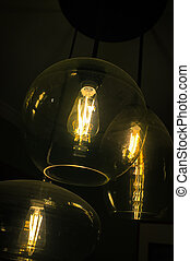 Edison Light Bulbs - Decorative antique edison style light...