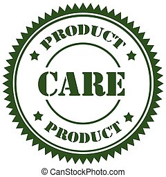 Care Product-stamp