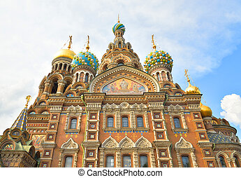 Savior on Spilled Blood Cathedral - Savior on Spilled Blood...