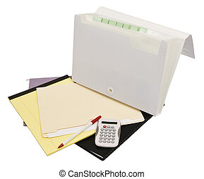 Home Office Supplies - Office supplies needed for the home...