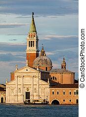 Church of San Giorgio Maggiore, Venice, Italy - Church of...