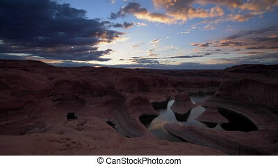 Reflection Canyon Utah USA Landscapes - Reflection Canyon...